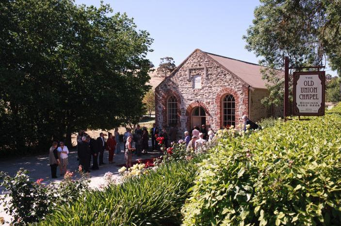Set In The Leafy Barossa Valley Township Of Angaston And Layered With History Old Union Chapel Is Perfect Venue For Everything From Weddings